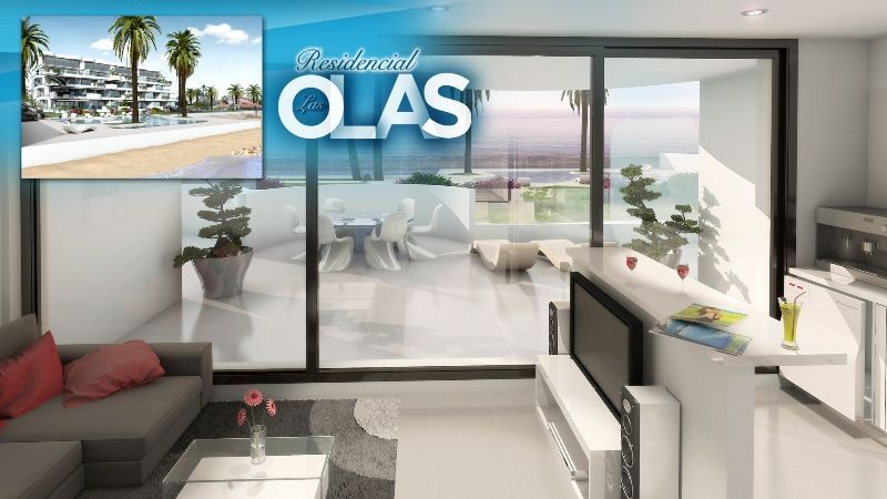 Interior residencial Les Ones