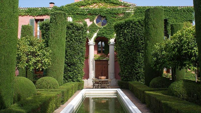 Activitats en familia visita el jard n mediterr neo de la Plantas jardin mediterraneo