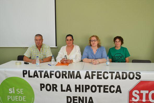 Miembros de PAH Marina Alta