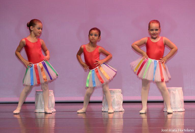 Niñas Escola de Dansa Mª Ángeles Signes