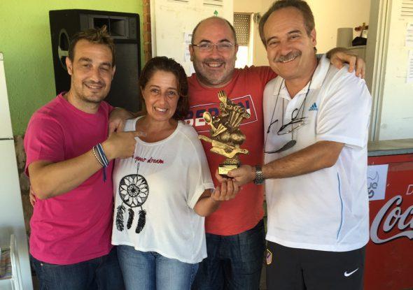 Primer premio concurso paellas Més Que Bous