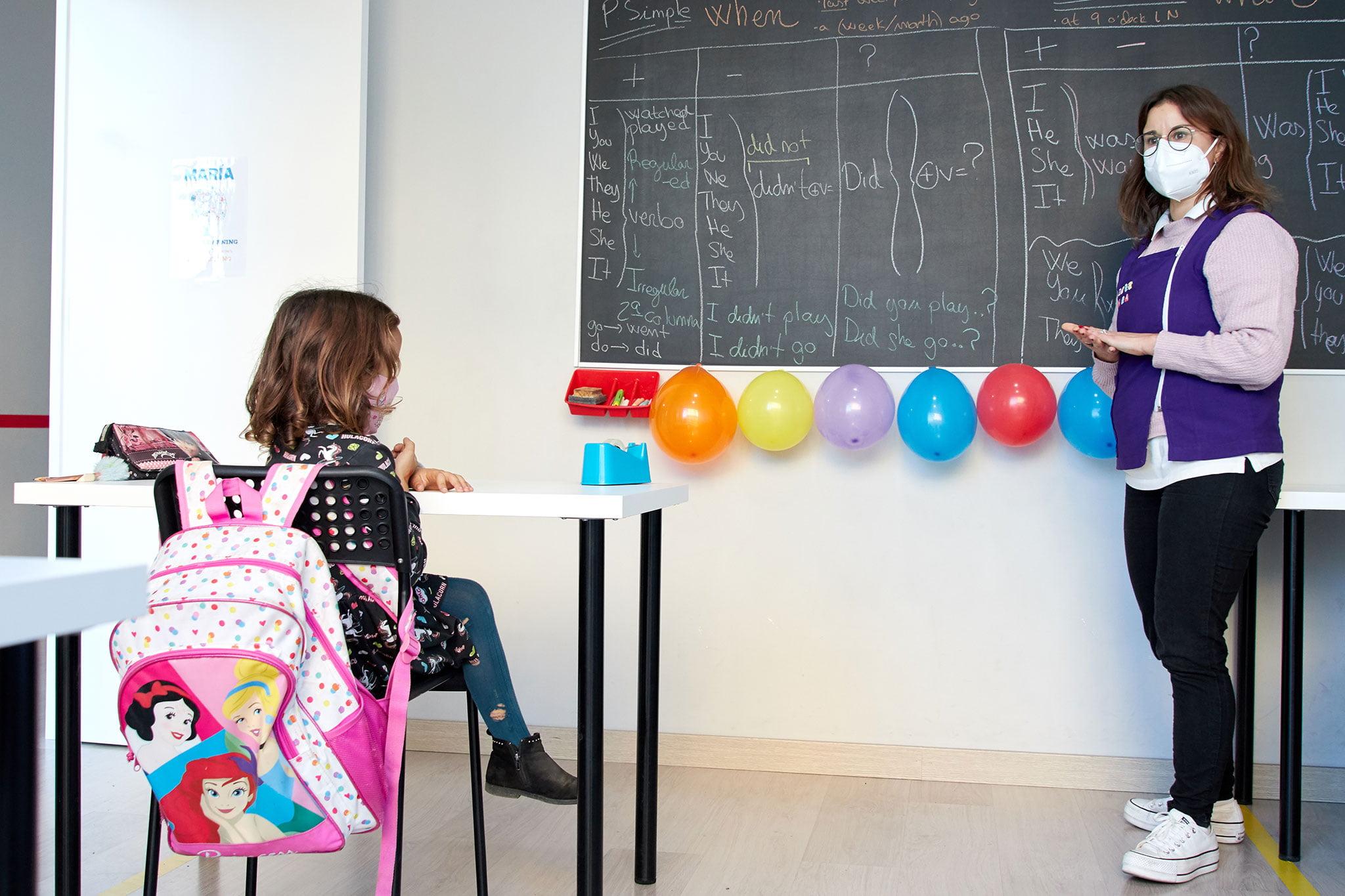 Clase de refuerzo escolar en Dénia – De Pe A Pa Clases Particulares