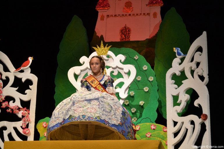 Presentación infantil Darrere del Castell 2016 - Ángela Ortiz