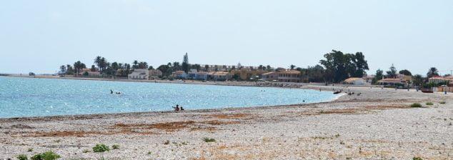 Imagen: Playa de l'Almadrava