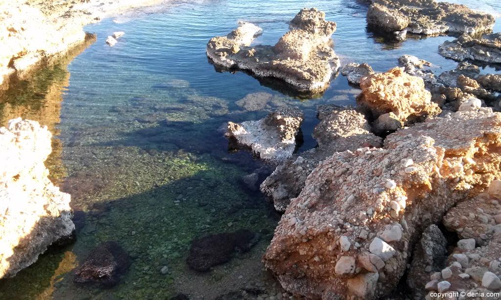 Cala Rocosa Dénia – Playa Arenetes