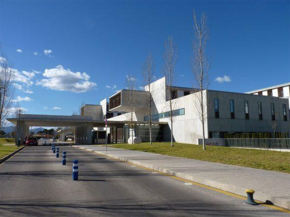 Hospital Comarcal de Dénia
