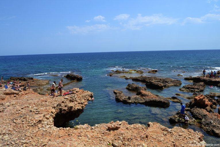 Playa Arenetes - Dénia
