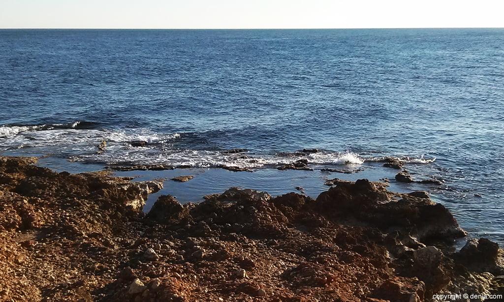 Playa Les Arenetes Dénia