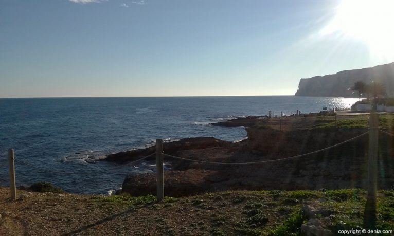Playa Les Arenetes de Dénia