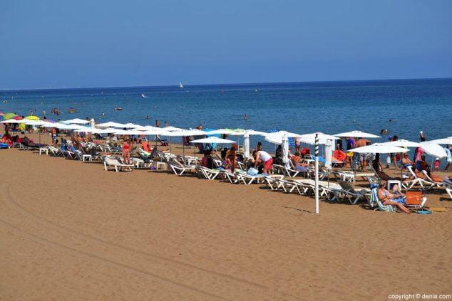 Imagen: Playa Les Bovetes - Les Marines