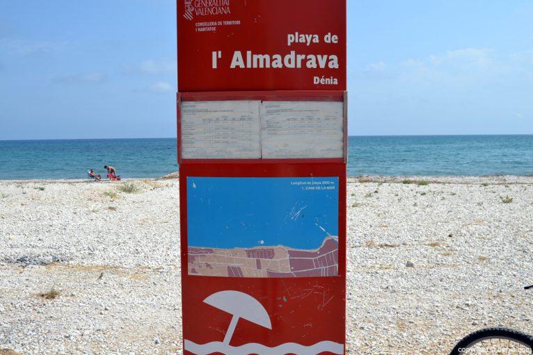 Playa de L'Almadrava