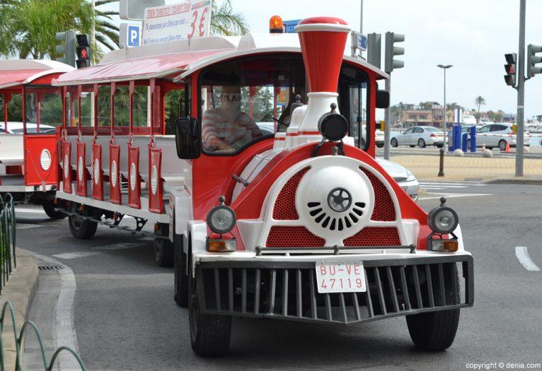 Trenet Turístico Dénia