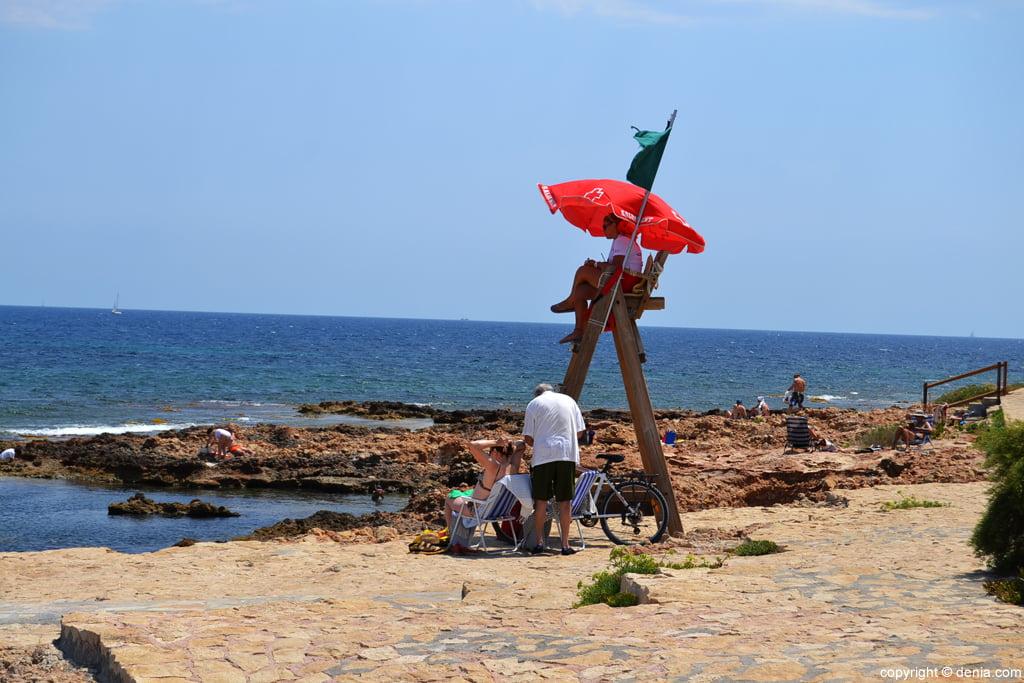 Vigilancia Playa Punta Negra