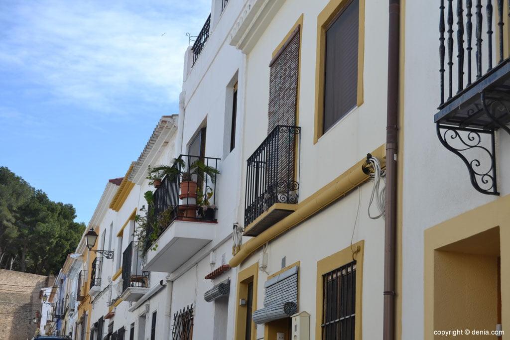 Barrio de Les Roques – casas