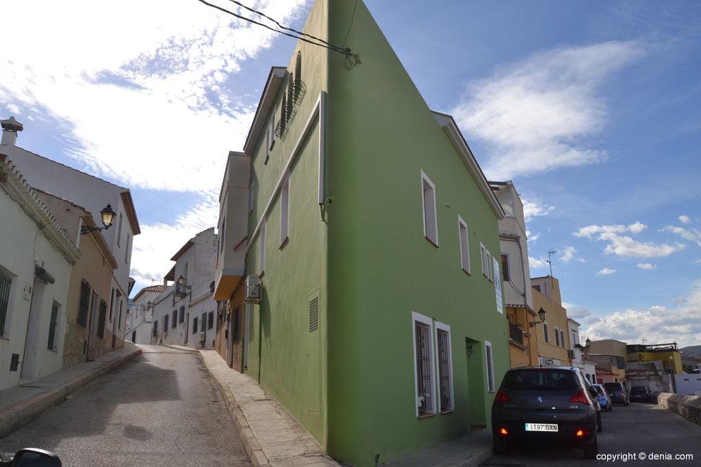 Barrio de Les Roques – esquina