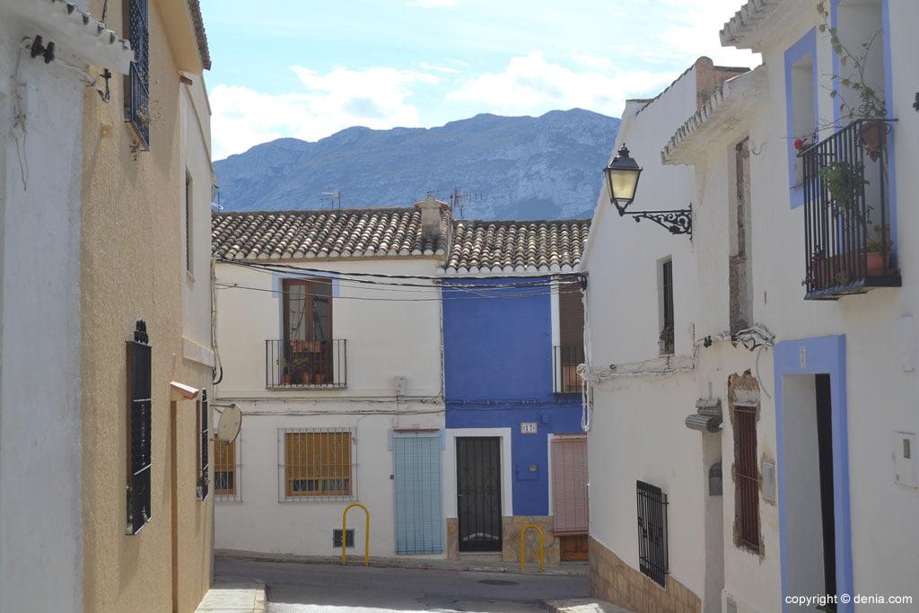 Barrio de les Roques – calle