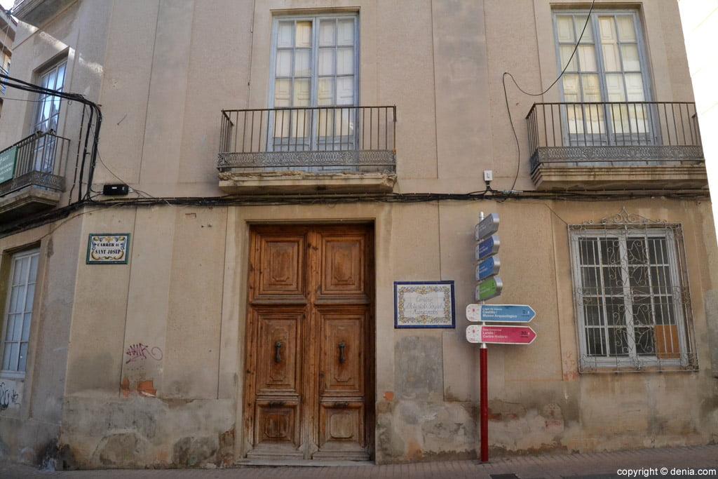 Casa de la calle San José