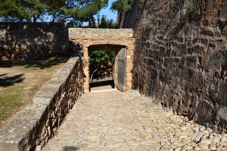Castell de Dénia - Baluard