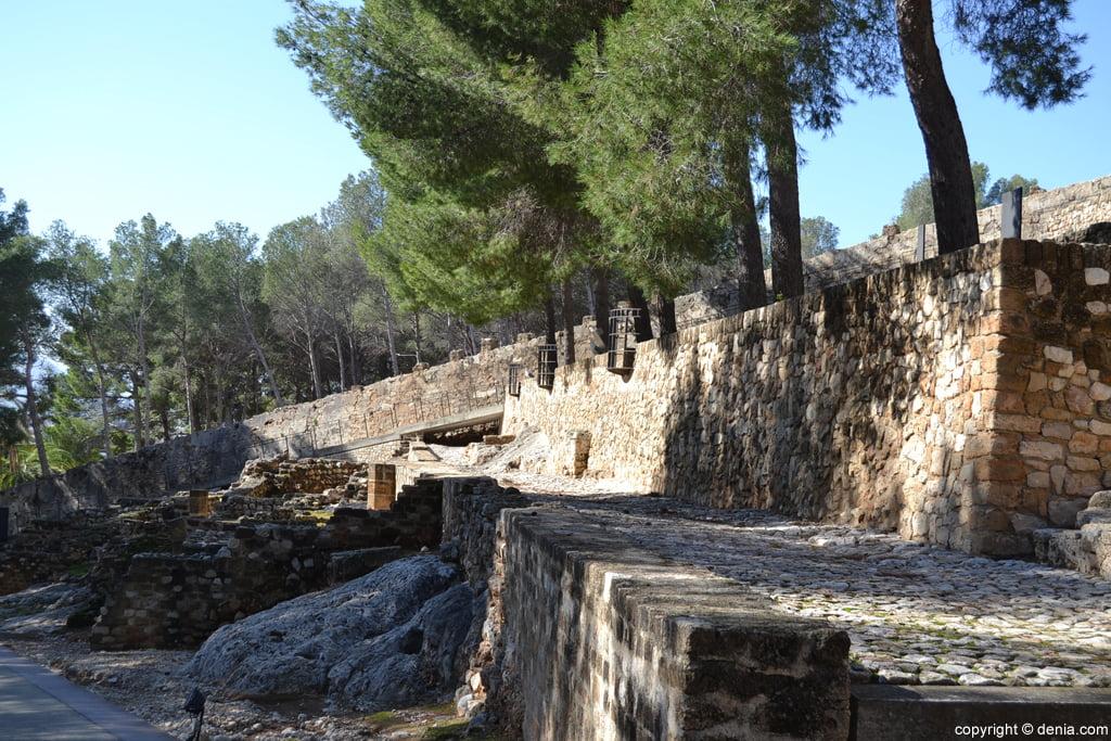 Castell de Dénia – La Vila