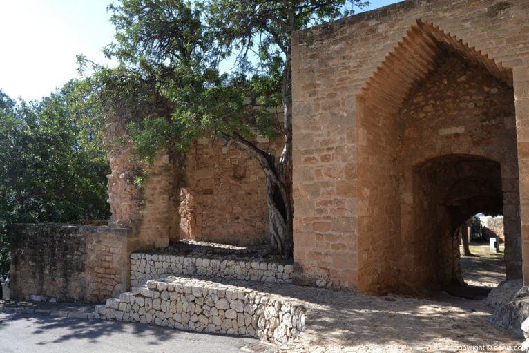 Castell de Dénia - Portal del Baluard