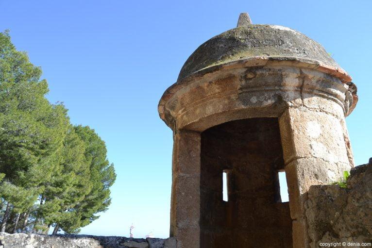 Castell de Dénia - Torre