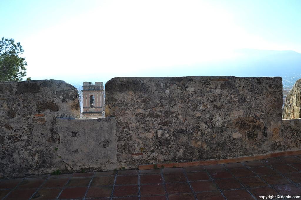 Castell de Dénia – Torre Roja