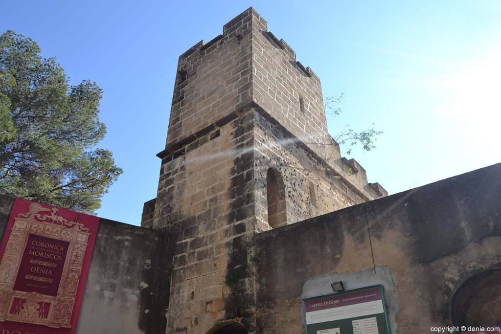 Castell de Dénia - Torre del Consell