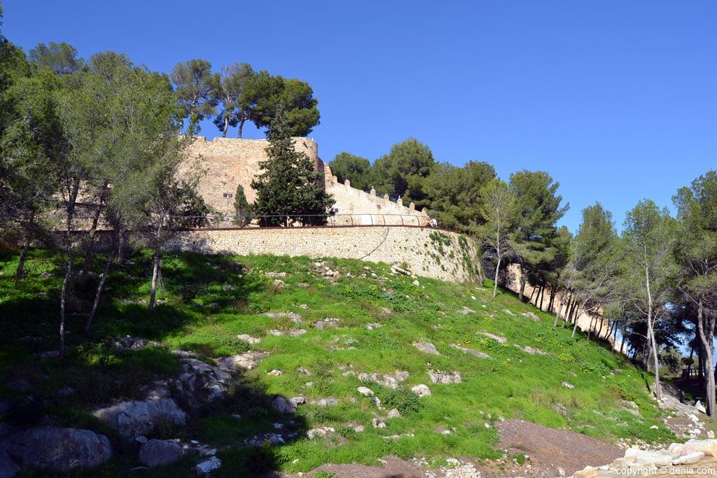 Castell de Dénia