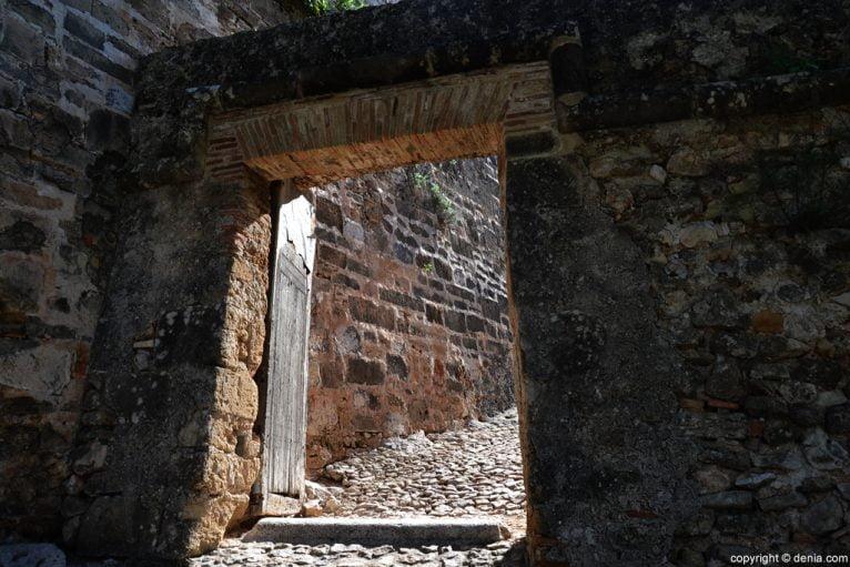 Castillo de Dénia - Baluard