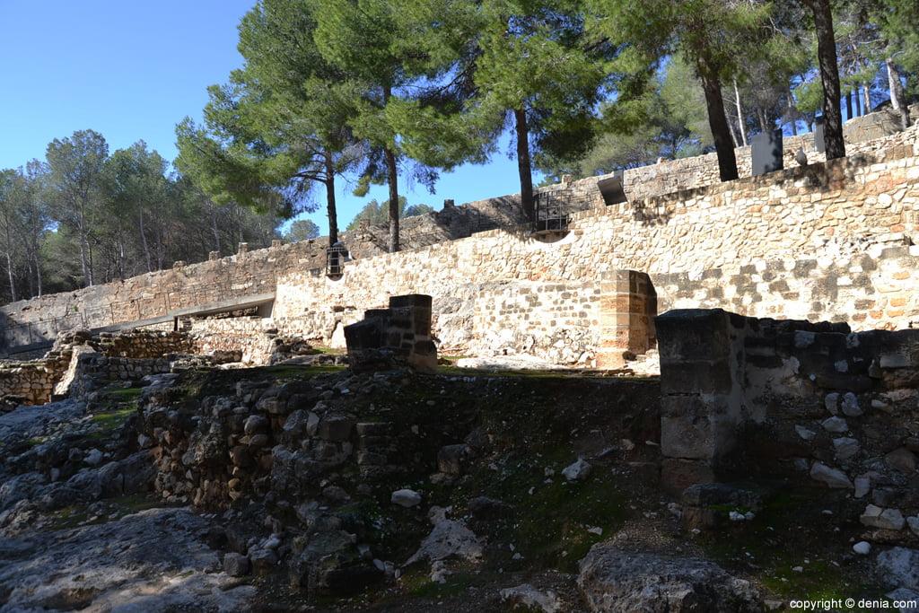 Castell de Dénia - La Vila