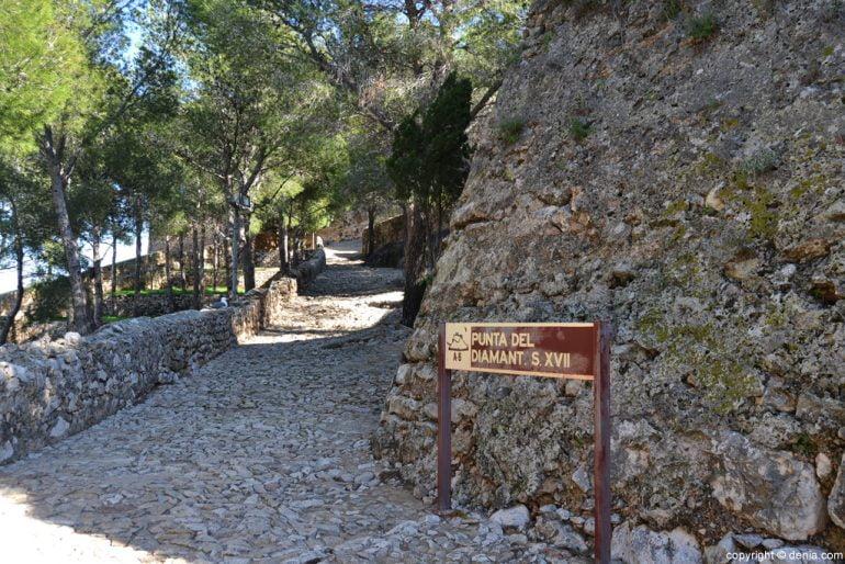 Castillo de Dénia - Punta del Diamant