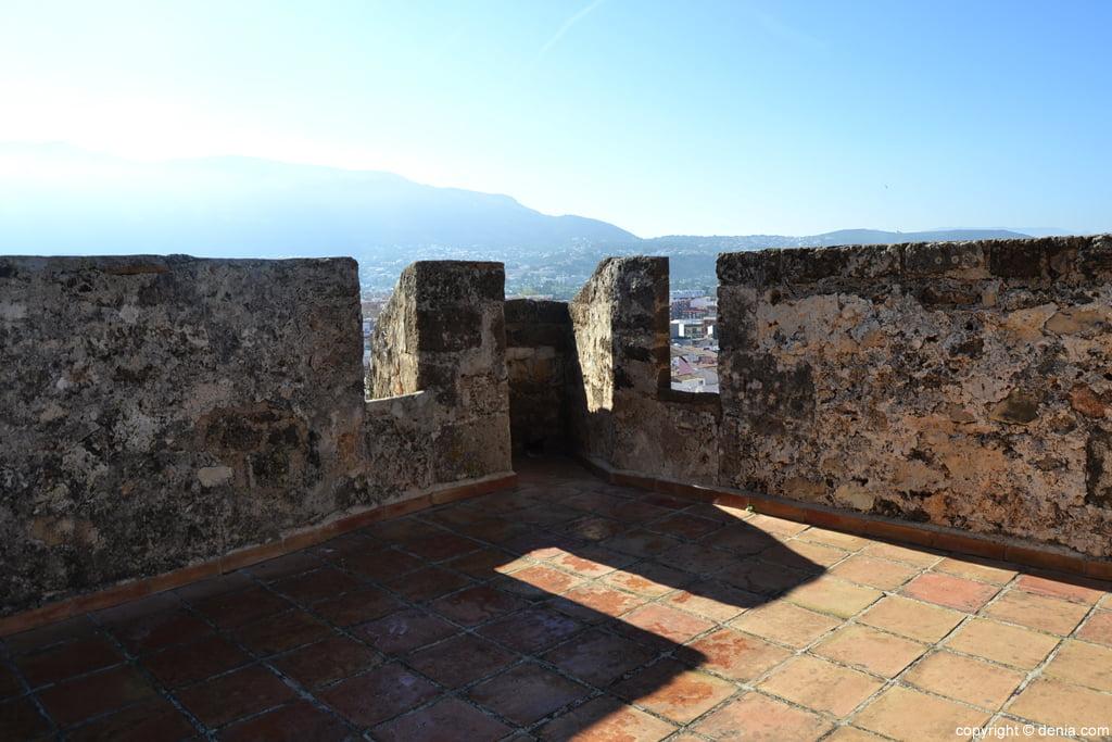 Castell de Dénia - Torre Roja