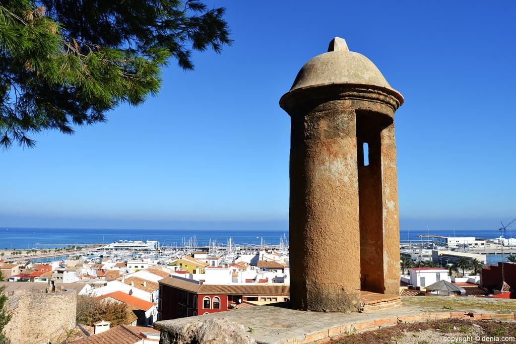 Castell de Dénia - Torre Vigía