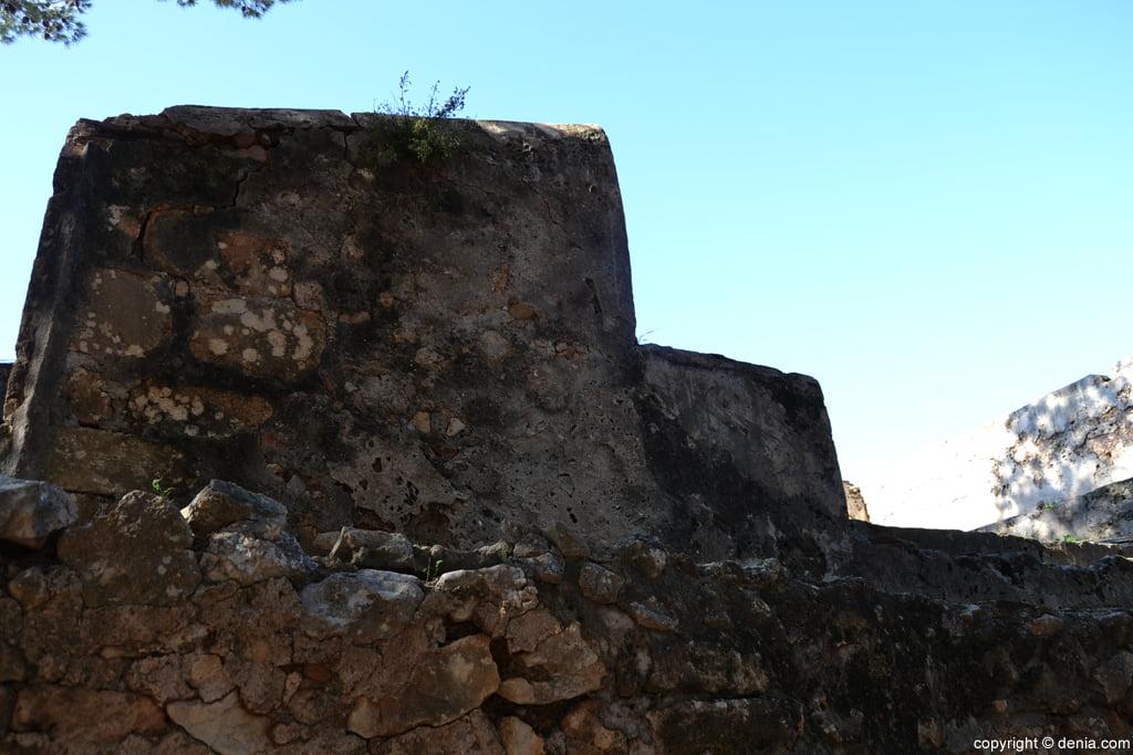 Castell de Dénia - Torre de l'Aljub