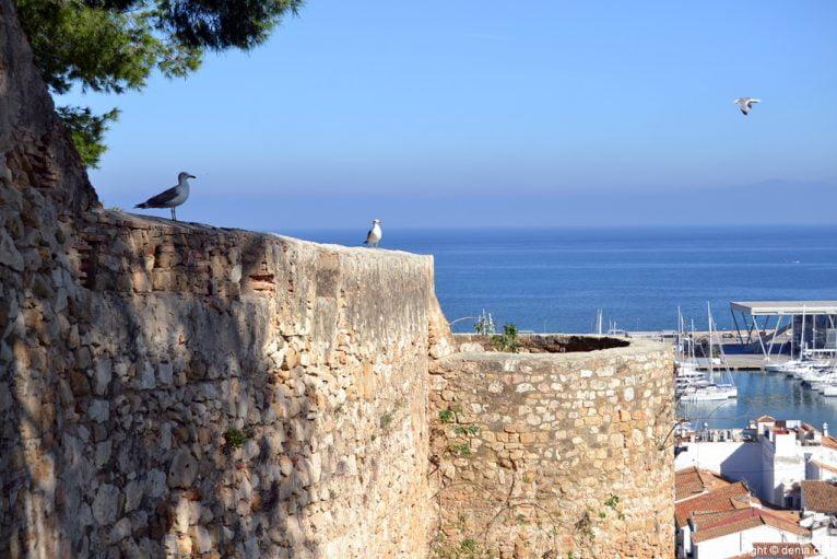 Castillo de Dénia - Torre de la senieta