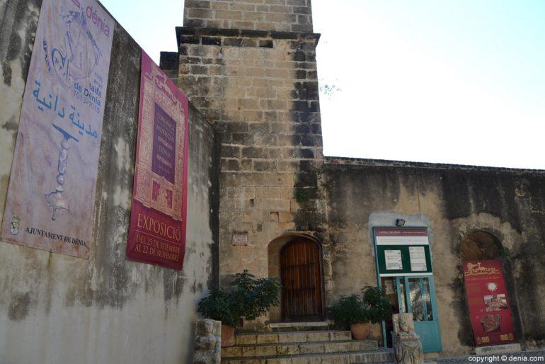 Castillo de Dénia - Torre del Consell