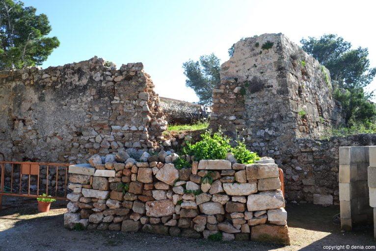 Castillo de Dénia - Torre del Nord