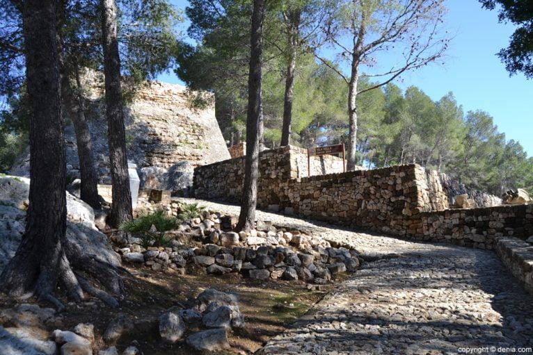 Castillo de Dénia - Vila Vella