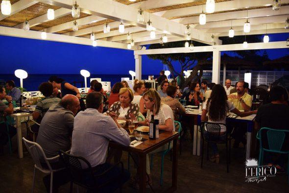 Cenas en L'eriçó del Trampolí