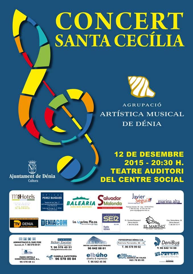 Concierto de Santa Cecilia 2015