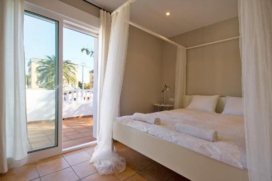 Dormitori principal Vila Vicenta