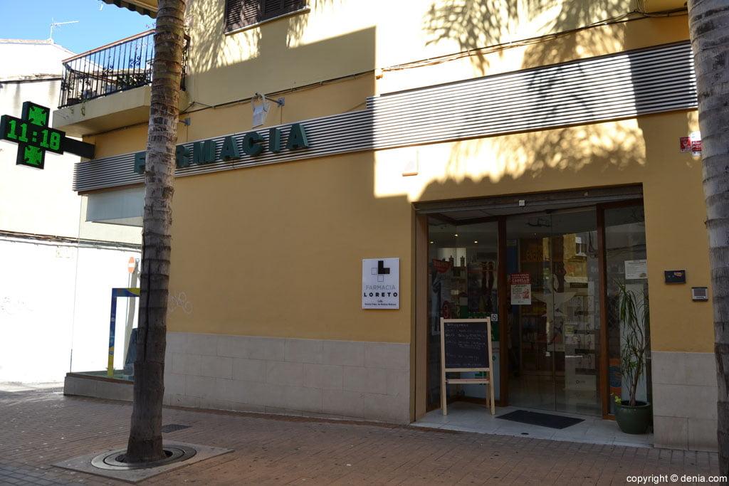 Farmàcia Loreto Dénia