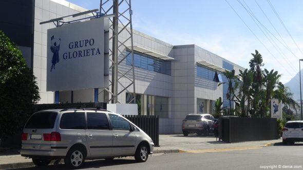 Nueva ubicación Academia la Glorieta