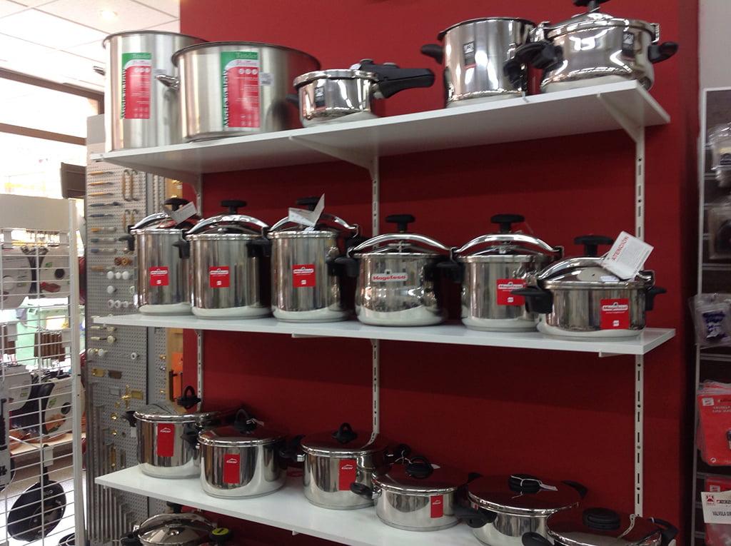 Las mejores ollas cacerolas y calderos est n en coloma 2 for Cacerolas industriales
