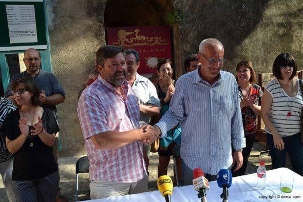 Pacto del Castillo