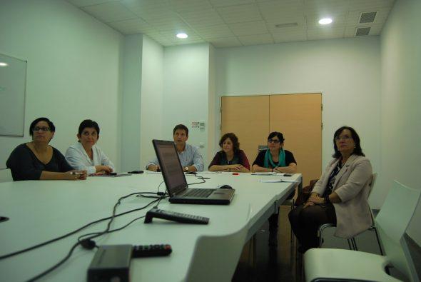 Programa 'Paciente Activo' en el Hospital de Dénia
