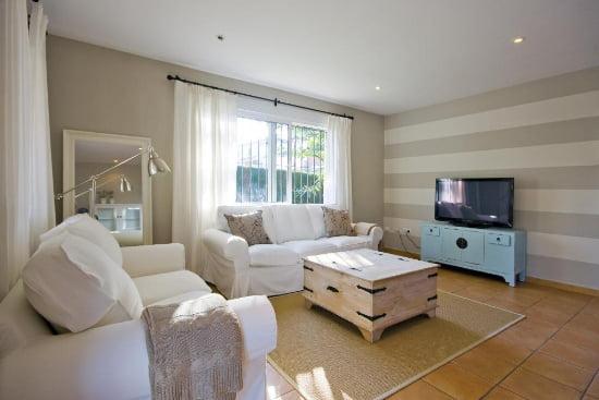 Sala d'estar Vila Vicenta