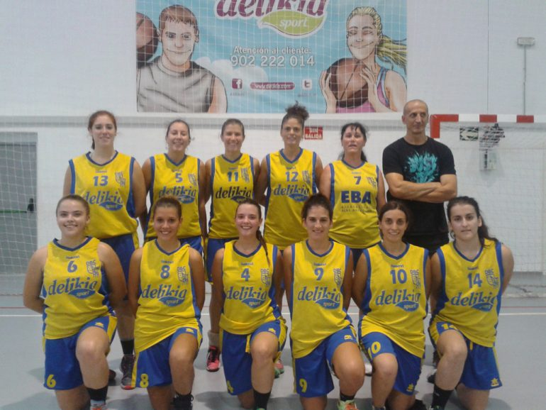 Senior Femenino DB Delikia Sport