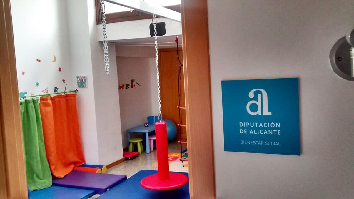 Subvención de la Diputación de Alicante al CDIAT