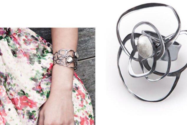Imagen: Brazalete de diseño en Dénia - LUAR, joyas de autor
